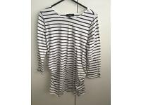 Size 10 New Look Maternity Top