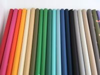 Colorama - various colours - brand new or part used