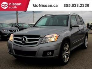 2011 Mercedes-Benz GLK-CLASS LEATHER, 4 MOTION, BLUETOOTH!!