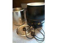 Buffalo Brand 10 litre Soup Kettle - Model L715 - Used