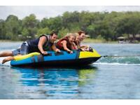 Jobe Scout 4 Person Inflatable Towable Jetski Boat Ringo Donut Disc Brand NEW