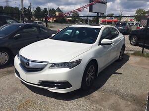 2015 Acura TLX - extremely low KM!