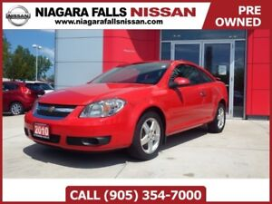 2010 Chevrolet Cobalt LT COUPE | SPORTY!