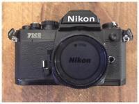 Nikon FM2n Body - Black