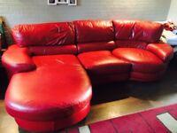 3 seater corner sofa and 2 seater sofa (large)