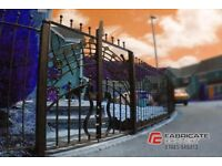 Fabricated Gates and Fencing