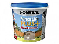 Ronseal Fencelife Plus Fence / Shed paint