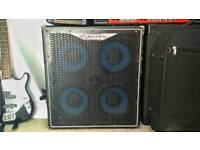 Ashdown 4x10 bass cab 600W