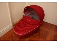 Bébé Confort Windoo Carrycot - Intense Red