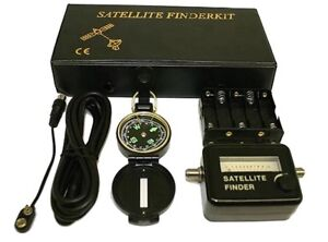 Digiwave Satellite Finder Kit