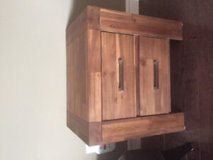 End tables/night stands