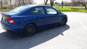 2011 Honda SE 6,000 OBO - Manual, Winter/Summer Tires/Rims inc.