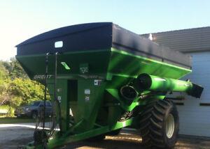 Brent Grain Carts