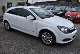 Vauxhall/Opel Astra 1.4 SRI WHITE 2010 +BEAUTIFUL THROUGHOUT+