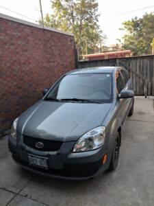 Kia Rio5 2009 - Safetied and E-Tested - One Owner