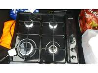 Smeg 4 burner cooker hob