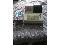 Cash register/till