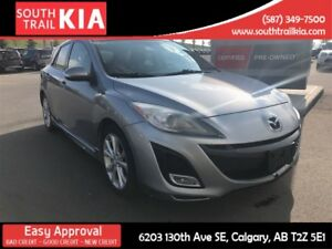 2010 Mazda MAZDA3 GT SUNROOF ALLOYS