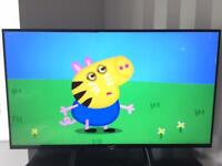 "Sony 49"" 4K Smart 3D TV Boxed & As New"