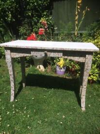 Dressing table/ desk.