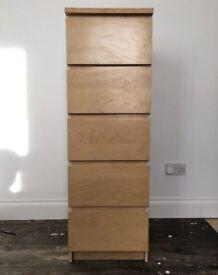 Ikea drawers tallboy x2