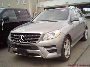 2012 Mercedes-Benz M-Class -