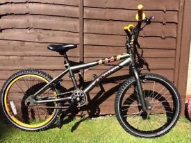 Muddyfox snare bike