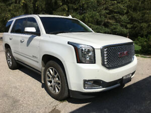 2016 GMC Yukon Denali SUV, Crossover loaded 7 pass-Ext Warranty