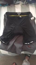 Fox racing bike shorts