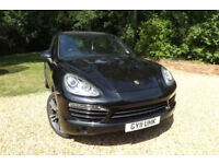 2011 Porsche Cayenne 3.0TDI V6 Tiptronic S DIESEL FULL LEATHER 58K SAT NAV PHONE