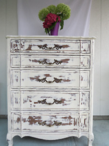 Various provincial style dressers