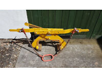 Kerb / Paving Slab (Machine or Manual) Scissor Lifter