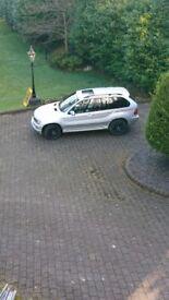 BMW x5 3.0d new turbo, gear box, tyres, brakes