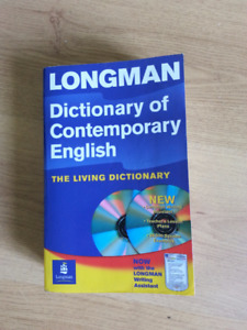 Dictionnaire Longman Dictionary of Contemporary English