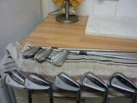 Ben Hogan Apex FTX Golf irons 3-PW