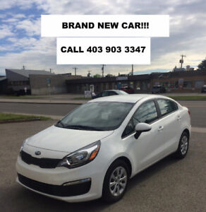 BRAND NEW!!! 2016 KIA RIO SEDAN