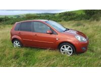 Ford Fiesta 1.4 Zetec Climate 2008 For Sale