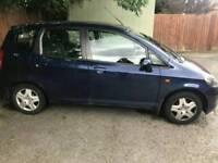 Honda jazz has mot till November good family car starts and drives very good £600