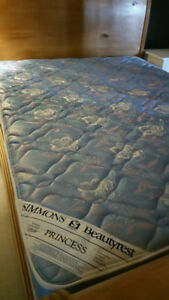 Queen Size Mattress and Box Spring