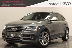 2014 Audi SQ5 3.0 8sp Tiptronic Technik