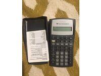 calculator for CFA
