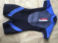 Childs age 10-12 wetsuit