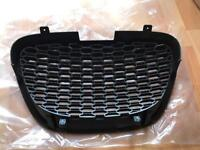 Seat leon Honeycomb grill