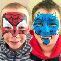 Face Painting, balloon twisting ,glitter tattoos