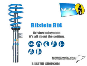 KW Bilstein Coilovers, Golf Jetta Audi Mercedes Porsche BMW Mini