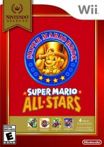Jeux MARIO BROS ALL STAR- Wii
