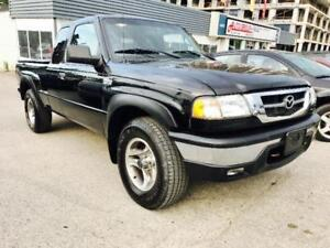 2008 MAZDA B4000 EXTENDED CAB HARD TO FIND 5 SPEED MANUAL 4X4