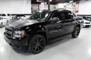 2013 Chevrolet Avalanche LS | Black Diamond Edition | DUB Wheels
