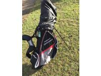 Mens Hippo golf club set right handed
