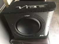 Large vibe bass speaker for sale